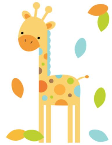 Animal clipart baby giraffe Baby 2 WikiClipArt clipart Giraffe