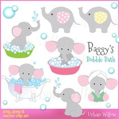 Giraffe clipart bathing Clip Bubble Nursery premium Bath