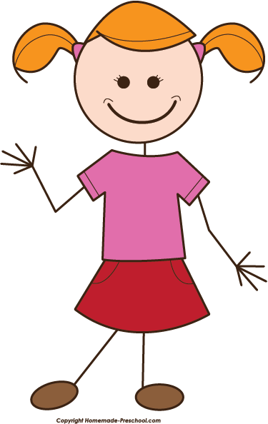 Girl clipart Panda Stick Clipart Girl Images