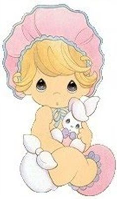 Baby clipart precious moment Moments! clipart girls precious Mis