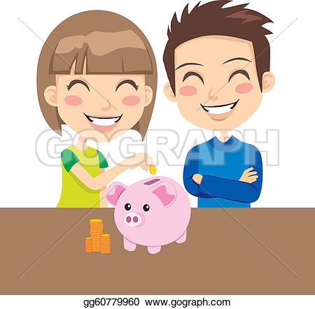 Money Clip Vector pink gg60779960
