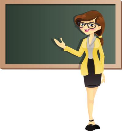 Brunette clipart professional woman Clip Teaching Free Art clipart