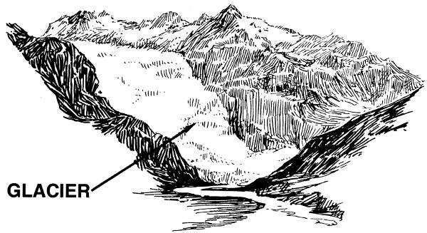 Glacier clipart Glacier Glacier Art Clip Clipart