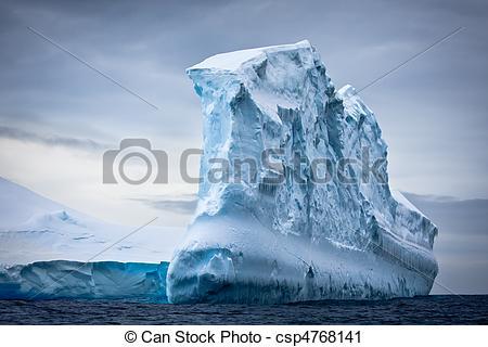Antarctica clipart iceberg Of csp4768141 csp4768141 Antarctic Antarctic