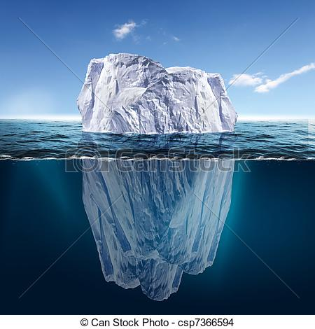 Antarctica clipart iceberg Of csp7366594 the Melting Melting