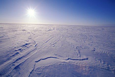 Tundra clipart arctic landscape #3