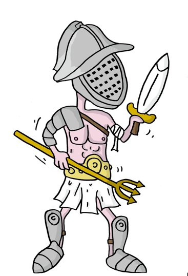 Gladiator clipart warrior shield Clipart Gladiator Clipart Gladiator