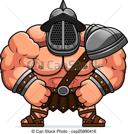 Gladiator clipart mask Of Illustrations  Gladiator Clipart