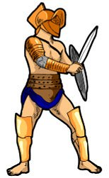 Gladiator clipart mask Gladiator Clipart Gladitors cliparts