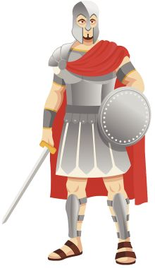 Gladiator clipart ancient greece 17 Best Ancient Greece soldier
