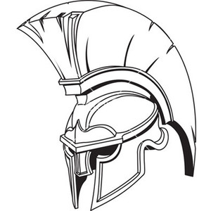 Gladiator clipart art By Vector Royalty Free vector