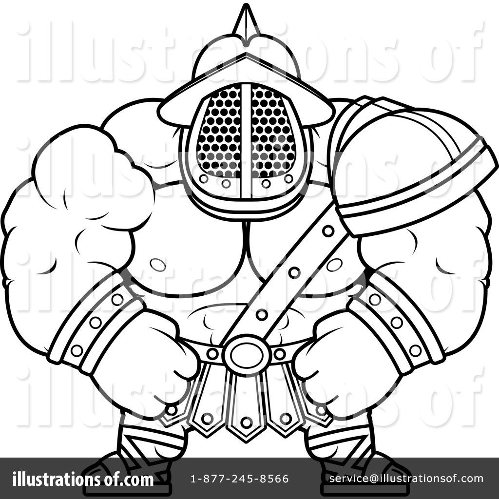 Gladiator clipart Clipart Thoman #1244646 Thoman Gladiator