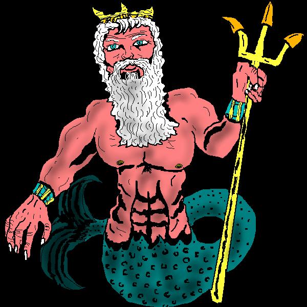 Greece clipart myth legend Poseidon Poseidon #3 Download clipart