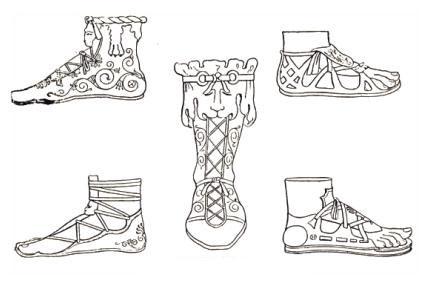 Shoe clipart armor #4