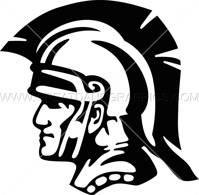 Gladiator clipart head Ready Shirt Artwork Production Gladiator