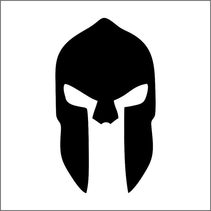 Gladiator clipart mask Images on logo Search 23