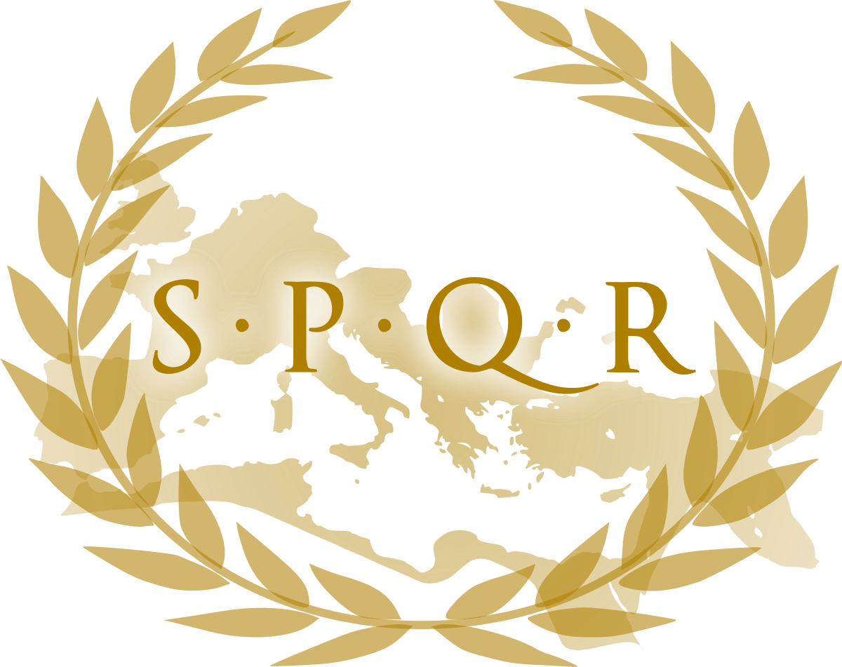 Rome clipart spqr  Principate Wikipedia