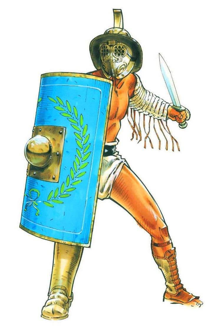 Gladiator clipart roman empire Gladiator WarriorsRoman Pinterest Gladiators Roman