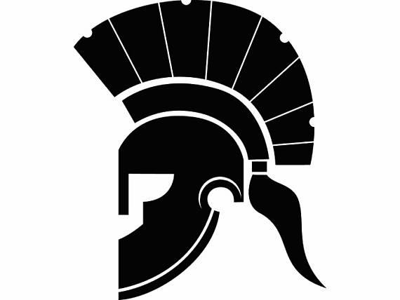 Gladiator clipart roman empire Gladiator Spartan SVG EPS Warrior