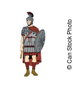 Gladiator clipart rome Gladiator Gladiator warrior Stock and