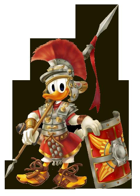 Gladiator clipart rome Clipart Donald Donald Caveman Duck