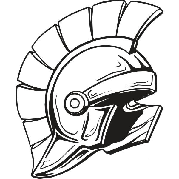Ancient clipart sparta Helmet cliparts Agoge Trojan Clipart