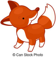 Glance clipart Fox free Cute and 521