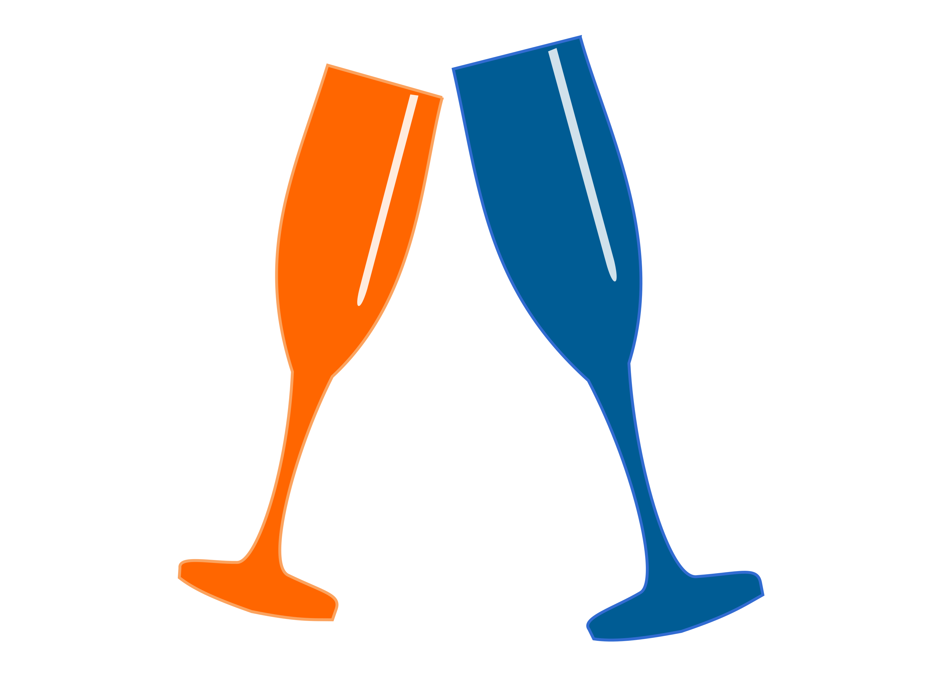 Party clipart champagne glass #8