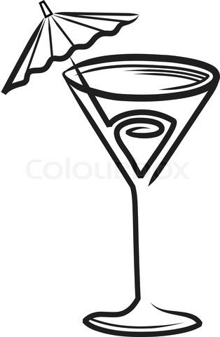 Whit clipart martini glass Blog Ideas  Pinterest Cricut