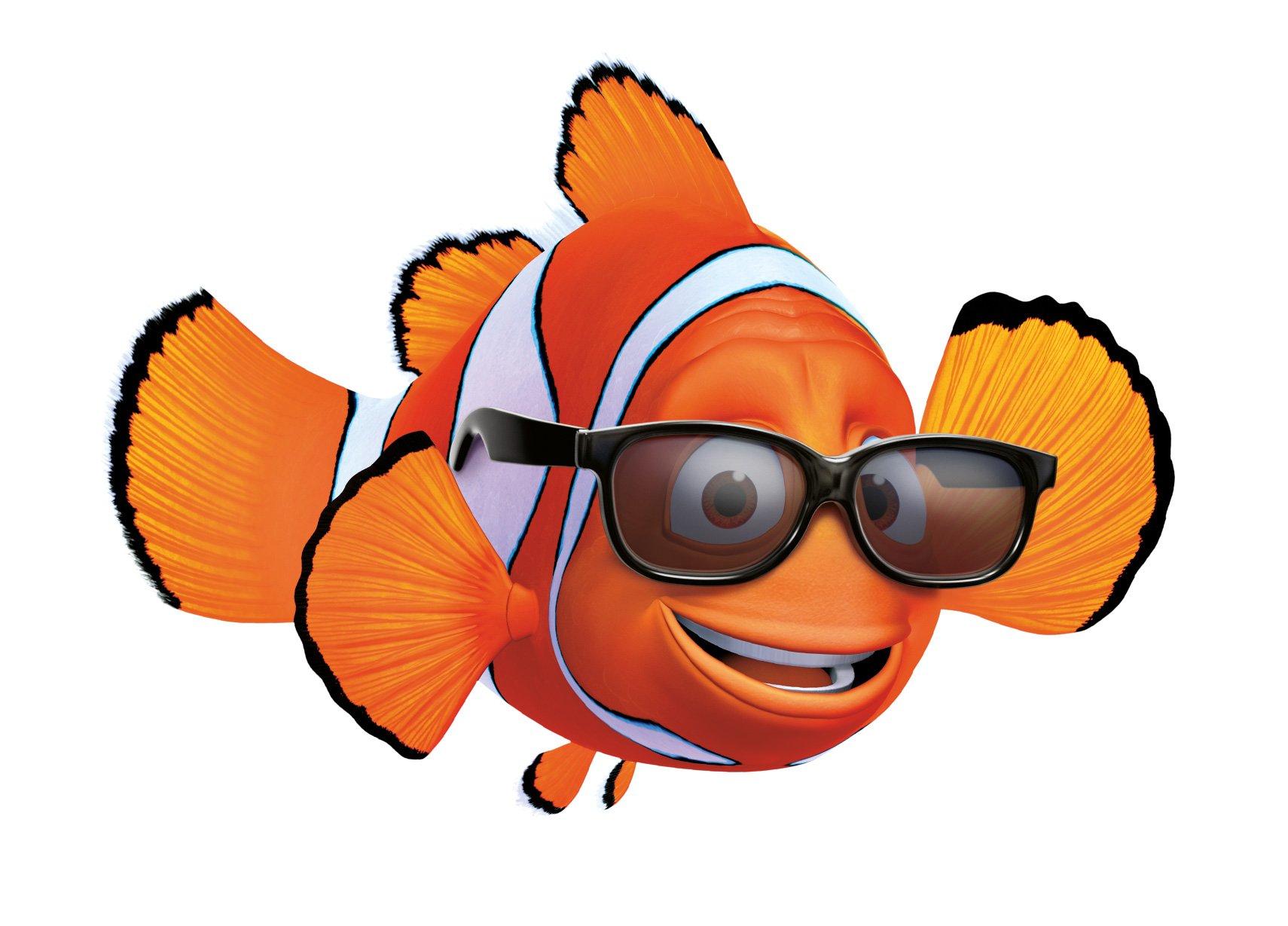 Tropical Fish clipart nemo fish #11