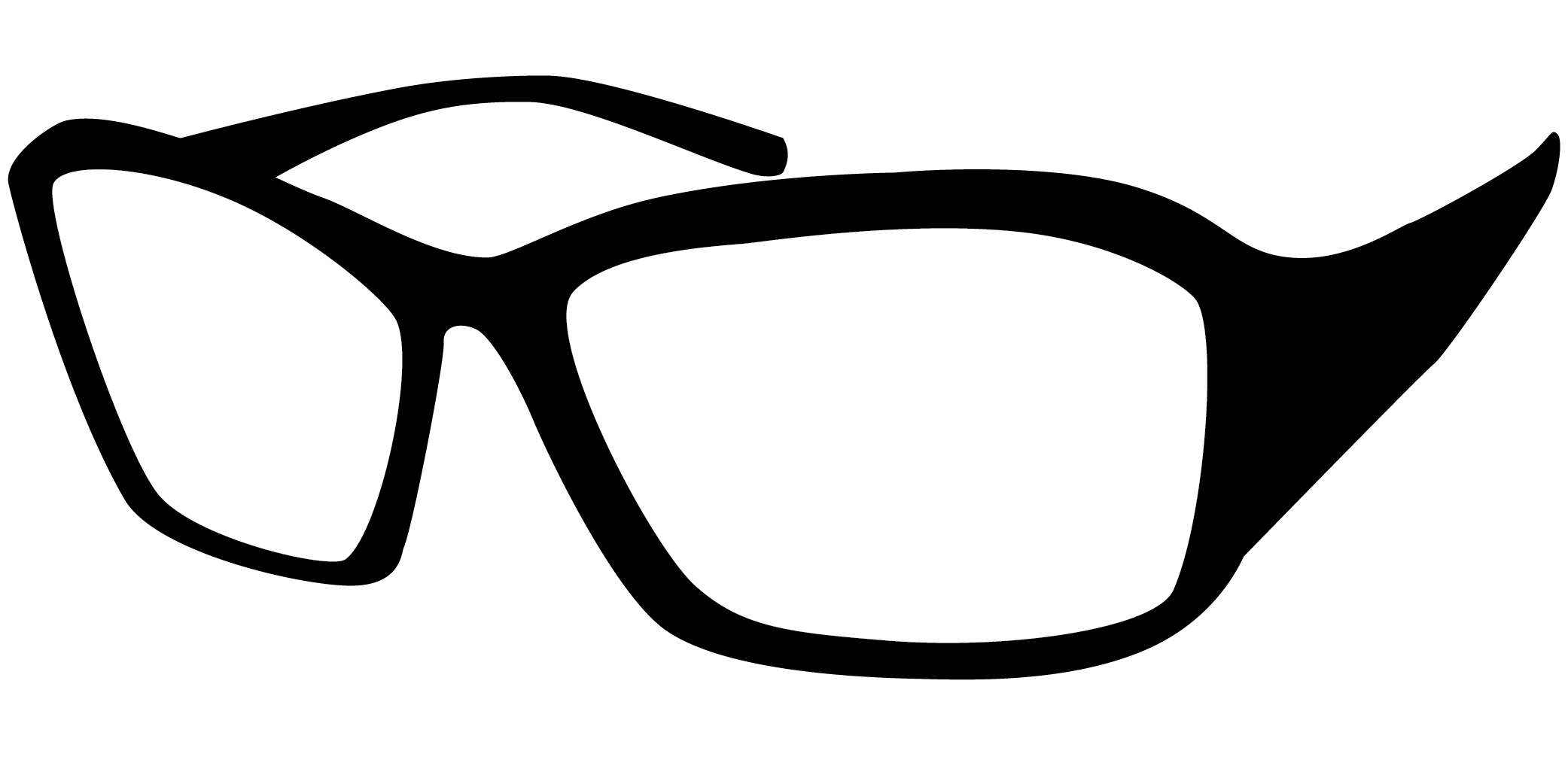 Spectacles clipart vision Image PNG free glasses glasses