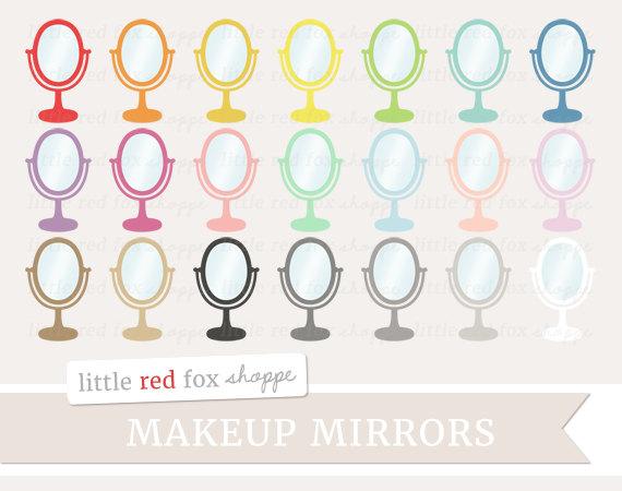 Mirror clipart cute #3