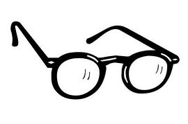 Spectacles clipart Drawings Glasses Download Glasses #7