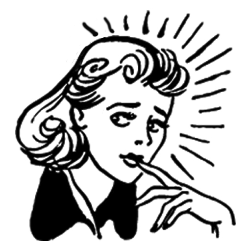 Glimpse clipart That Free  Anxiety Art