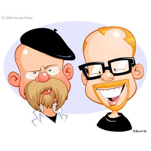 Glimpse clipart Cartoon Page Quick The Mythbusters
