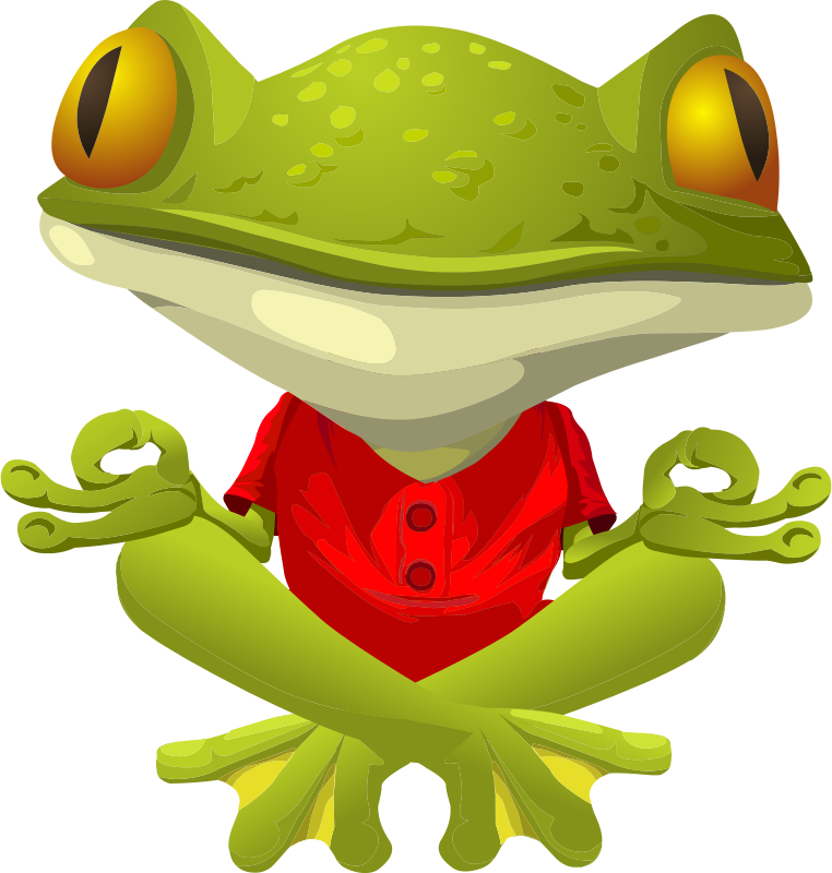 Glitch clipart buttefly On: jogdragoon Based Frog Yoga