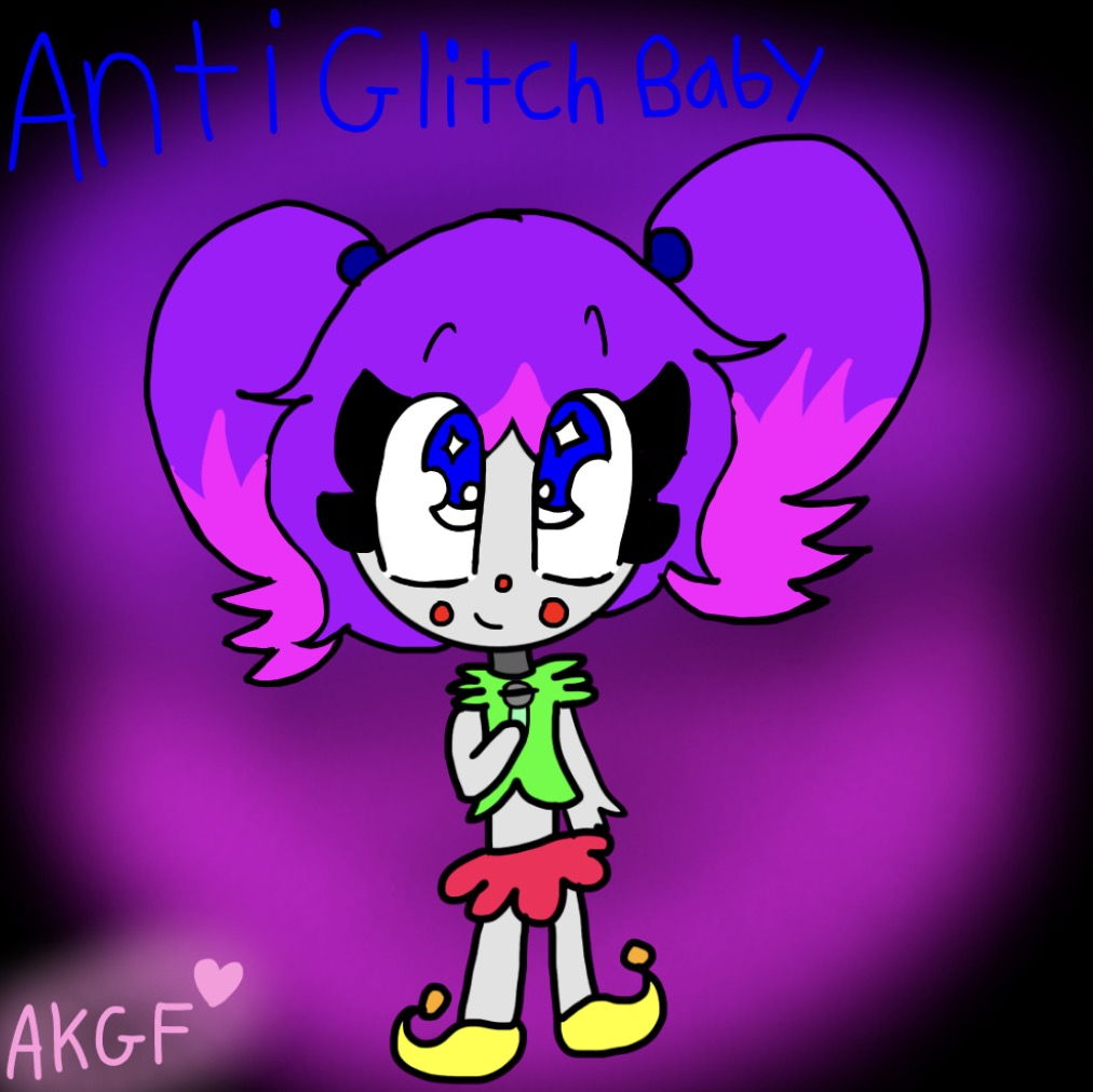 Glitch clipart baby By Anti on DeviantArt Baby
