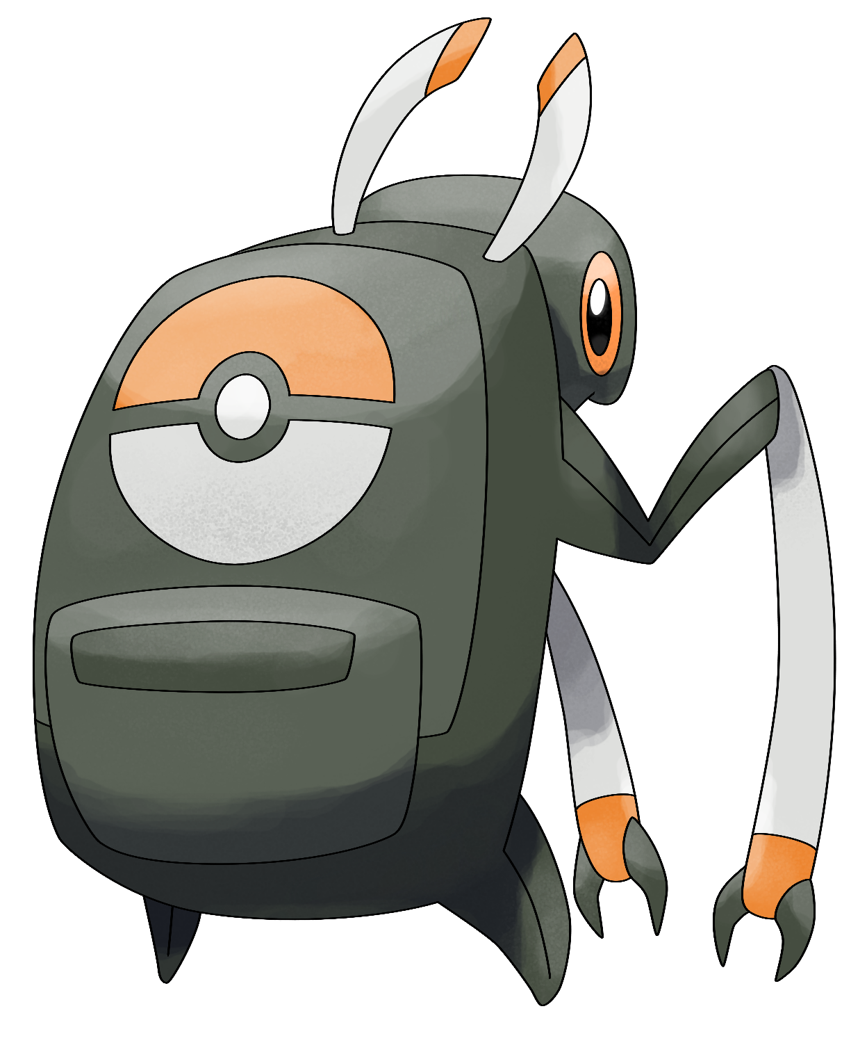 Glitch clipart beatle Smiley Explore Fakemon Smiley 152