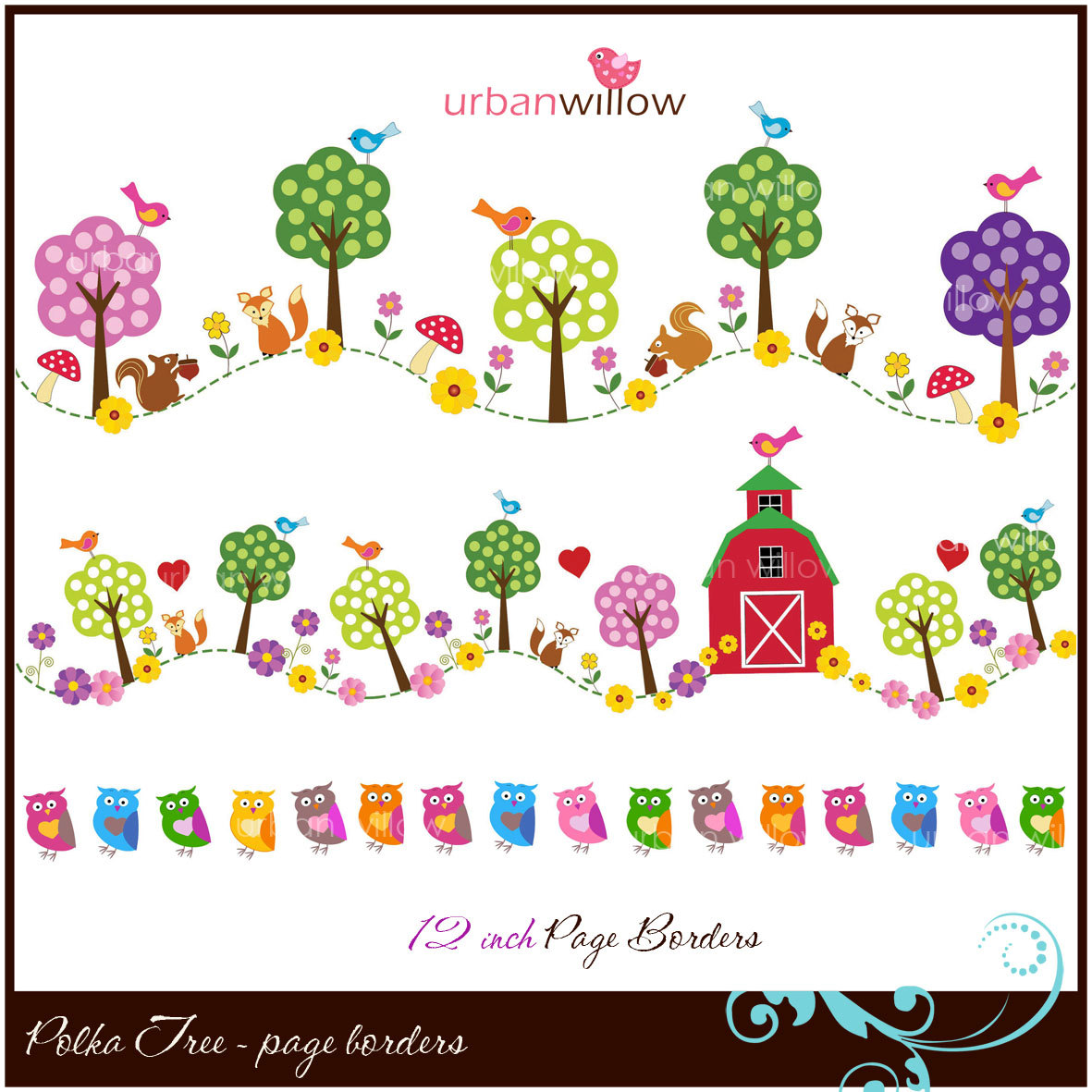 Glitch clipart border PAGE Housewarming a Clipart is