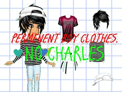 Glitch clipart boy Clothes NO How CHARLES! Msp