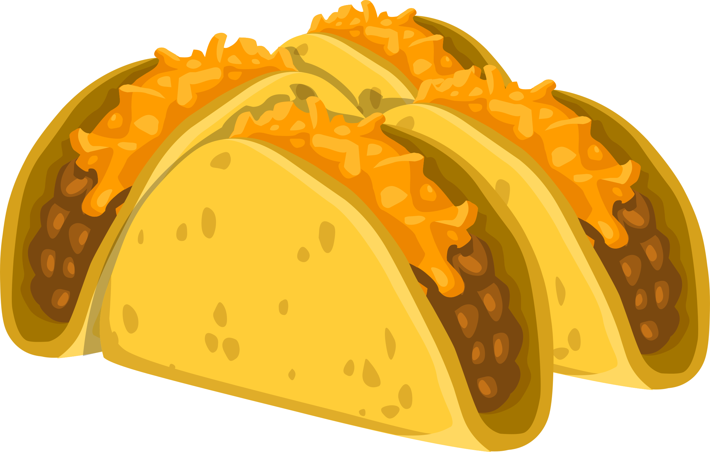 Glitch clipart bunch Png cold  taco food
