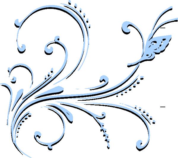 Glitch clipart butterfly flower #2
