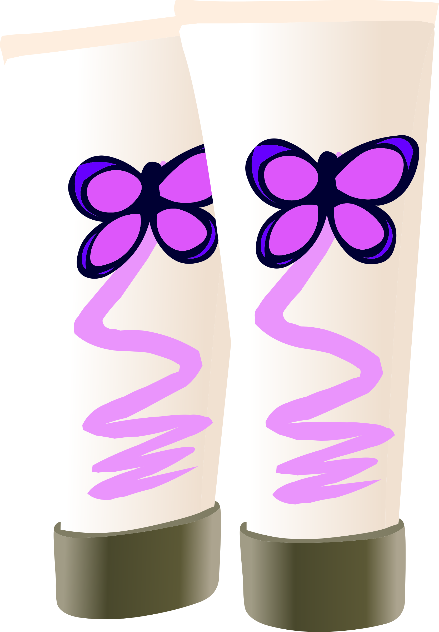 Glitch clipart butterfly pink Butterfly Clipart Tools Butterfly Lotion