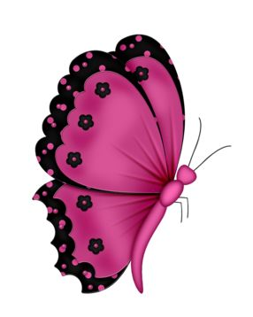 Glitch clipart butterfly pink On and Butterflies Butterfly Find