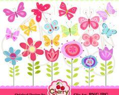 Glitch clipart butterfly pink Butterflies owls set Butterfly Web