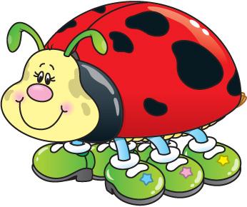 Lady Beetle clipart insect Art clip Fans clip 0