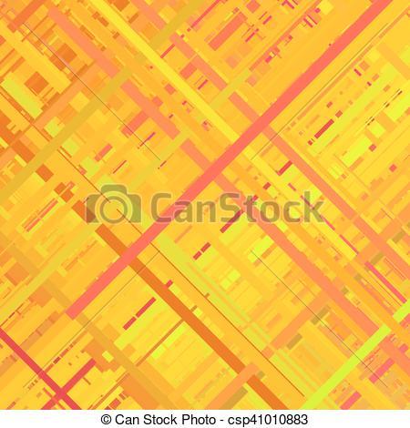 Glitch clipart color orange Diagonal texture orange background Pastel