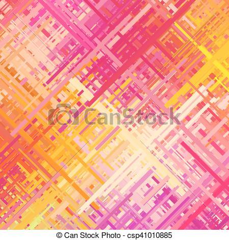 Glitch clipart color orange And Glitch Glitch csp41010885 Pastel