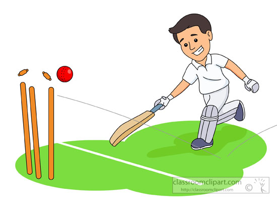 Glitch clipart cricket Cricket cricket in jpg batsman
