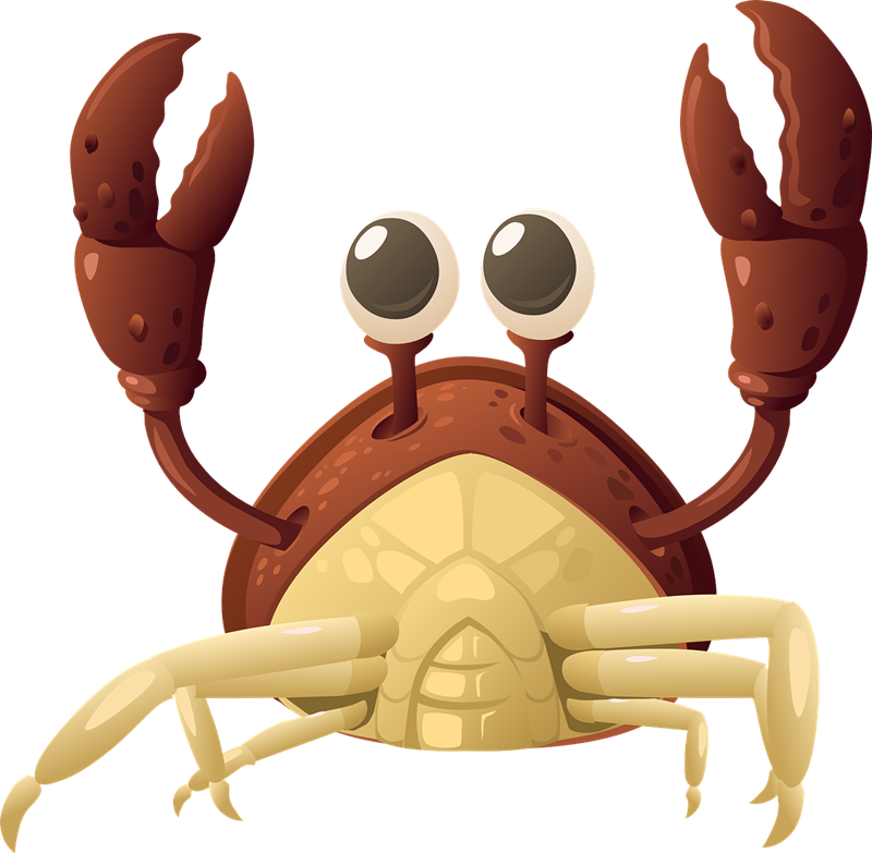 Glitch clipart cute Crab Pictures clipartwiz Clipartix Free